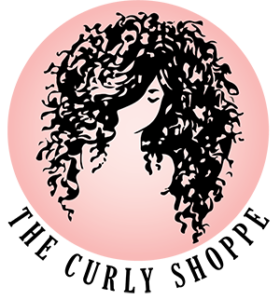 The Curly Shoppe Logo